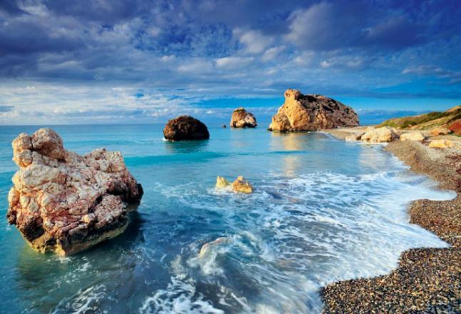Погода на Кіпрі в жовтні