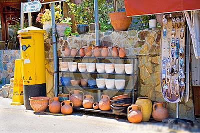 Shopping in Cyprus