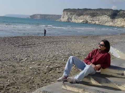 Кіпр взимку