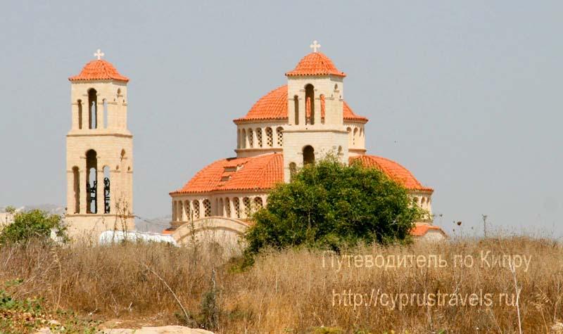 Кипр Пафос – достопримечательности, что посмотреть: Церковь в Пафосе