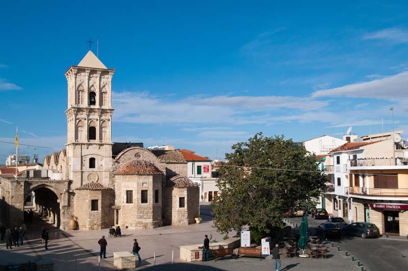 Saint Lazarus Church in Larnaca.