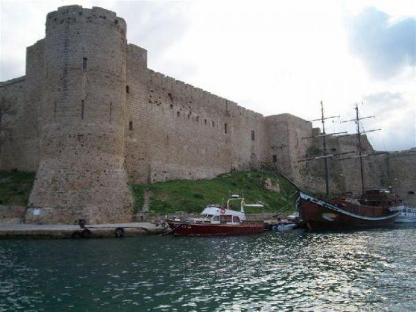 Замок города Ларнаки
