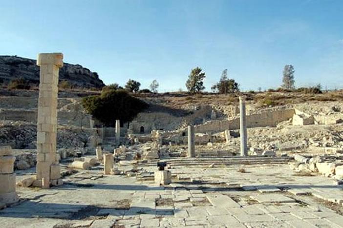 Археологический заповедник Амафунт