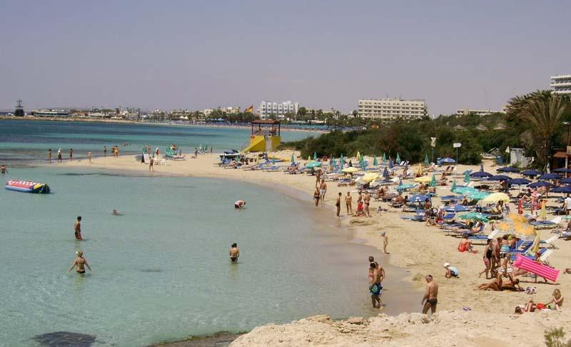 Кипр в мае.