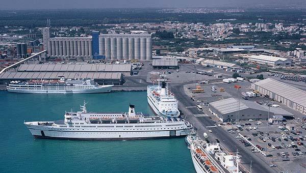 Новый Кипрский терминал.