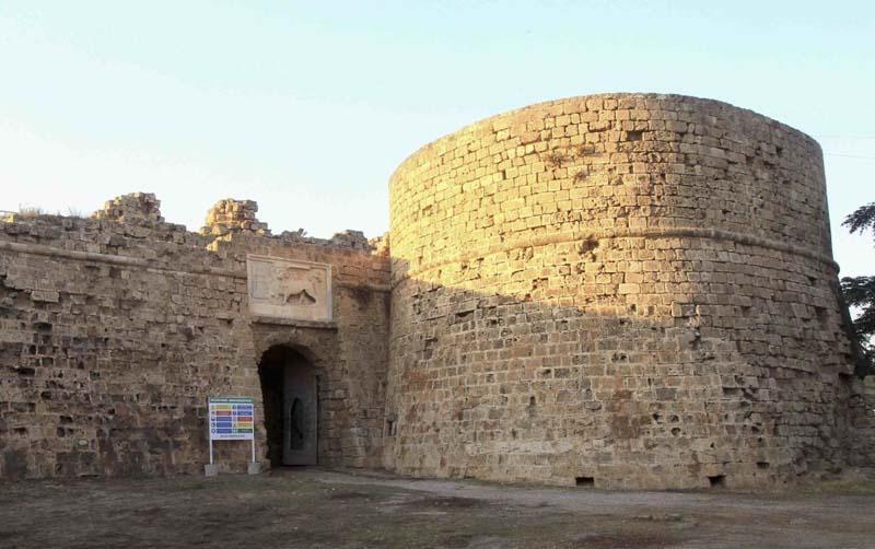 """Башня """"Отелло"""", Famagusta, Кипр."""