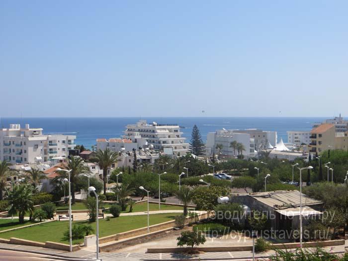 Протарас, Кипр.